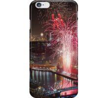 NYE Melbourne 2014 iPhone Case/Skin