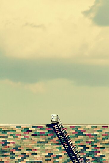 Ladder to Nowhere by Trish Mistric