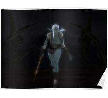 Vampric Elven Princess Poster