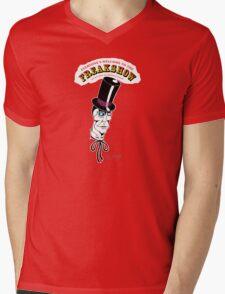 Freakshow Mens V-Neck T-Shirt