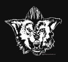 Psychobilly Werewolf!! T-Shirt