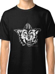 Psychobilly Werewolf!! Classic T-Shirt