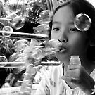 Bubbles by Samuel Tonin