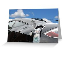 Highway Robbery Greeting Card