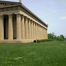 Parthenon by Christina Reid