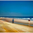 Beach People #1 by Mark Ross