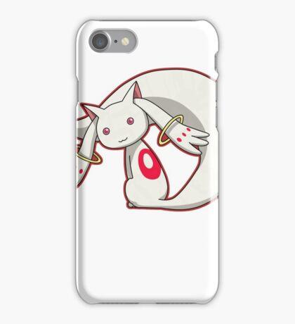 Kyubey from Madoka Magicka iPhone Case/Skin