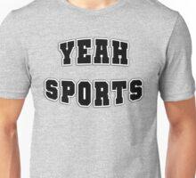 Yeah Sports Unisex T-Shirt
