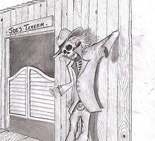 Joes Tavern by scratchnsketch