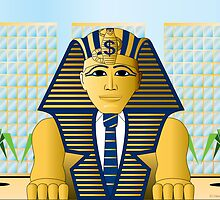 Banker Sphinx by hannu