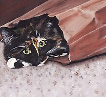 Cat in the bag. by lilfly