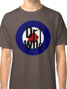 Doctor Who / The Who spoof Classic T-Shirt