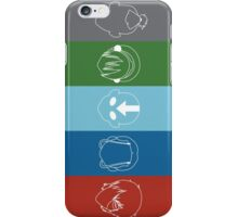 avatar the last airbender iPhone Case/Skin
