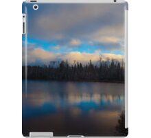 Lake in Northern Ontario iPad Case/Skin
