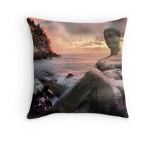 Dreaming of Dionysus Throw Pillow