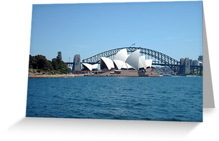 Sydney Icons by Laura Moore