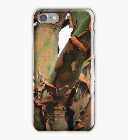 Barking up the wrong tree iPhone Case/Skin