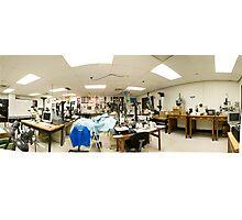 Bio Med Lab FULL Photographic Print