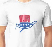 Washington Whips Defunct Soccer/Football Team Unisex T-Shirt