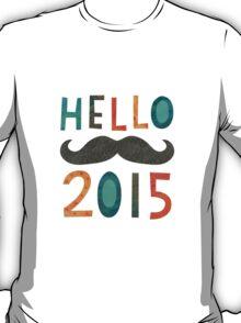 HELLO 2015! T-Shirt