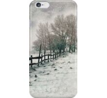 Let it snow, let it snow ... iPhone Case/Skin