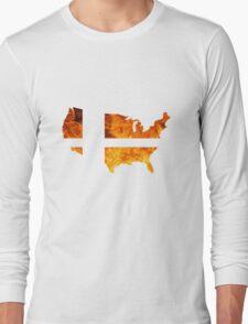 American Smash Ball Long Sleeve T-Shirt