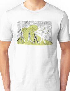 BeatlesSwirl2 Unisex T-Shirt
