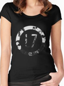 L7 Band Women's Fitted Scoop T-Shirt