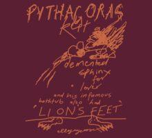 'Pythagoras Love' by ellejayerose