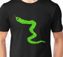 Green Snake Unisex T-Shirt
