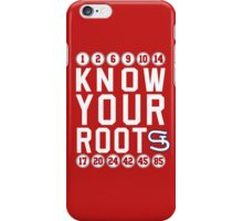 Cardinal Roots iPhone Case/Skin
