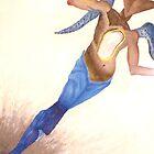 Surrealist Angel by Chris  Jurek