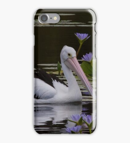 Among The Lilies iPhone Case/Skin