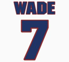 National football player Wade Traynham jersey 7 by imsport