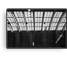 stockholm trainstation Canvas Print