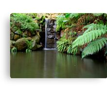 Small Falls Canvas Print