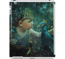 Guardian of the Forest: 100 Eyes iPad Case/Skin