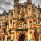Westminster Abbey .. A Different Angle by Michael Matthews