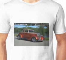 1934 Plymouth Coupe Unisex T-Shirt