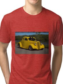 """1935 Ford Coupe """"The Bumble Bee"""" Tri-blend T-Shirt"""