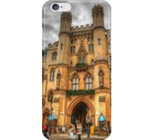 Westminster Abbey .. A Different Angle iPhone Case/Skin