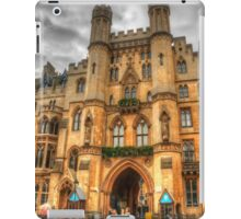 Westminster Abbey .. A Different Angle iPad Case/Skin