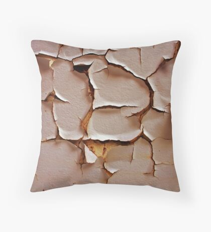 New coat of Paint Throw Pillow