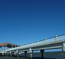 Redcliffe Jetty by gamaree L