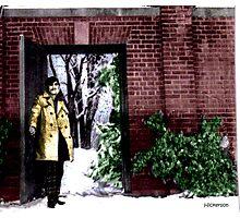 Trench Coat Photographic Print
