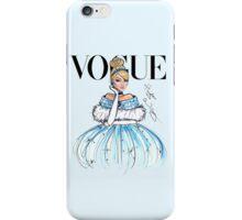 Vogue Cinderella iPhone Case/Skin