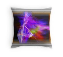 Abstract Series#9 Throw Pillow