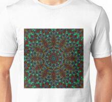 StainedGlass Clockface 2 Unisex T-Shirt