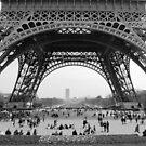 Around Paris by Nixter