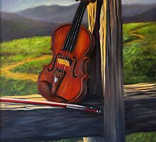 Violin by Randy Burns aka Wiles Henly